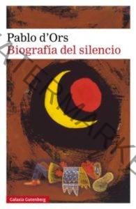 biografía del silencio portada español