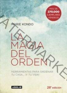la magia del orden libro marie kondo